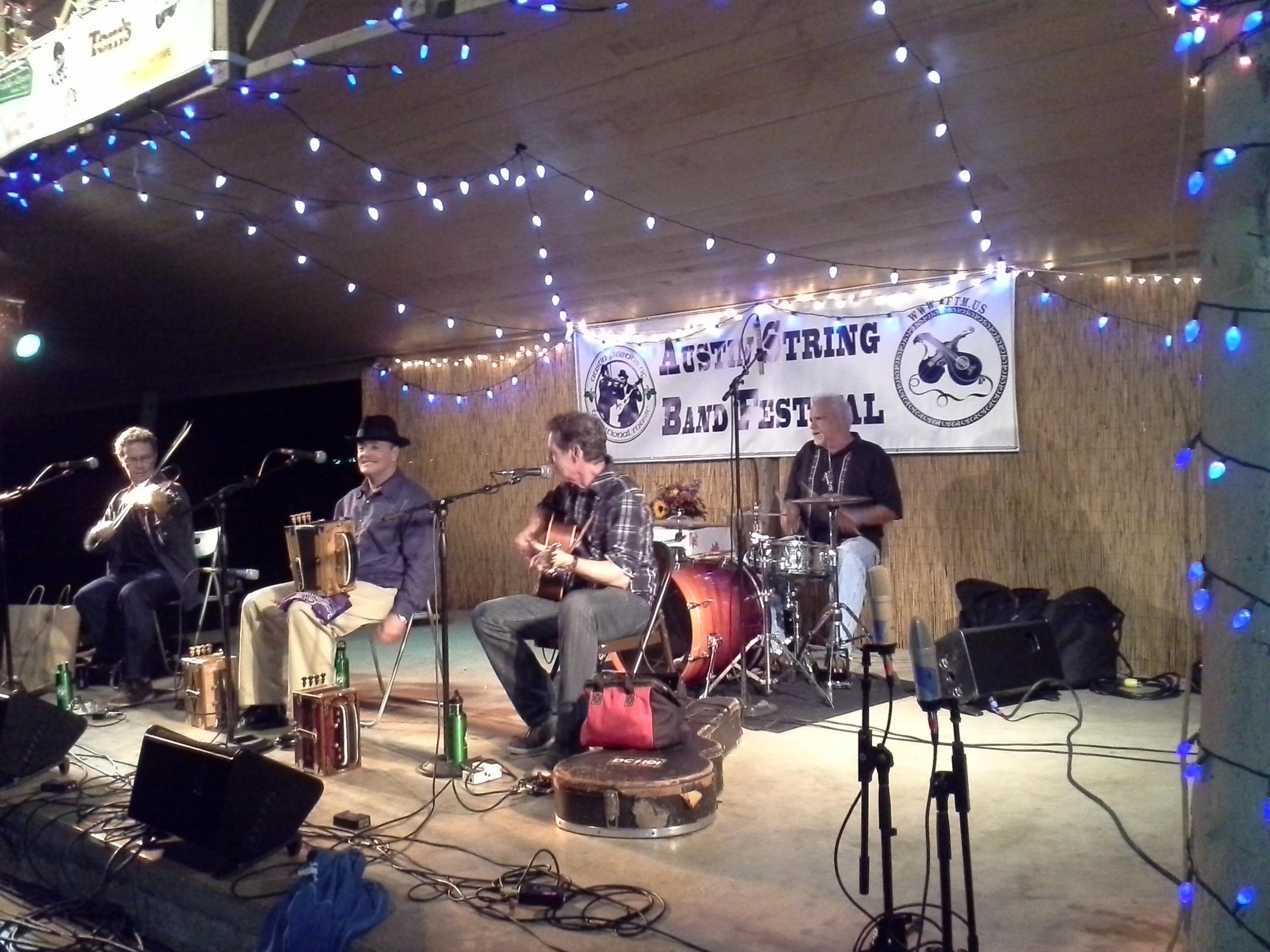 Austin string Band Fest 2013